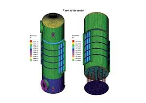 échangeurs thermique calcul mécanique
