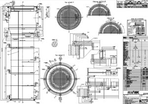 plan de construction echangeur de chaleur