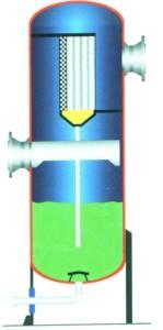 evaporateur flash et separateur