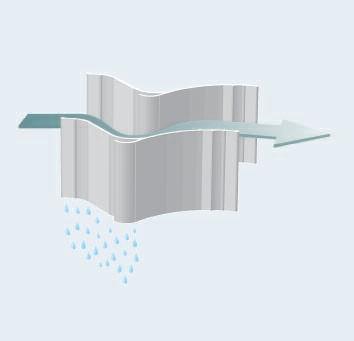 Separateur Devesiculeur Flux Horizontal