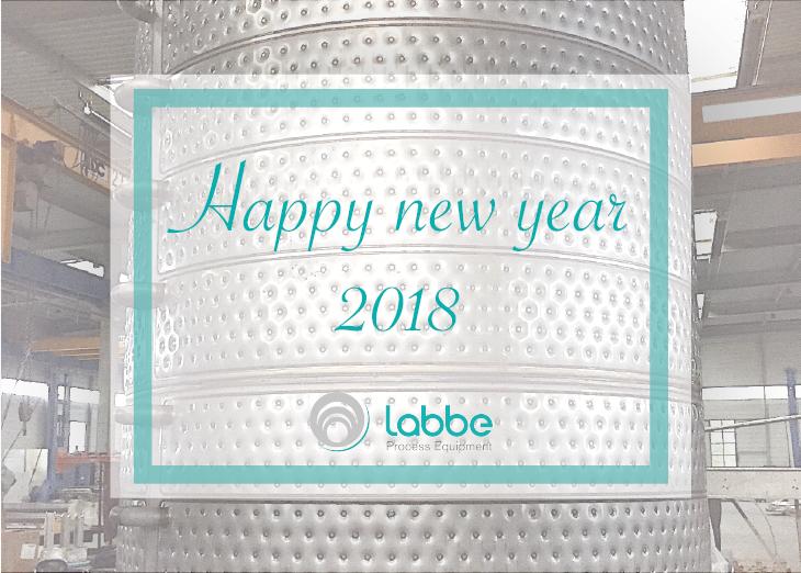 Labbe vous présente ses meilleurs vœux 2018