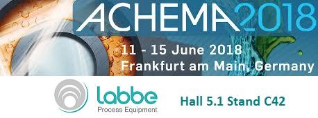 Achema Labbe Process Equipment