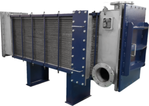 Weplex : heat exchanger