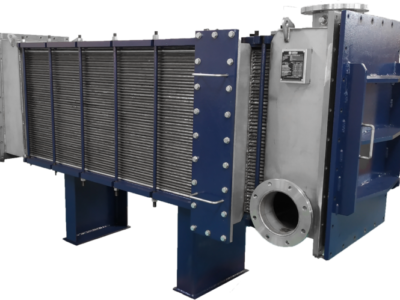 Weplex : heat exchanger