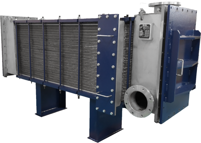 Welded plates heat exchanger Weplex®
