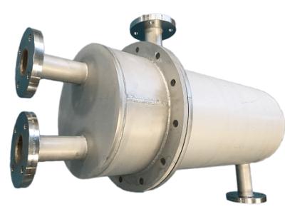 Les échangeur Compalex® conçus et fabriqués par Labbe sont équipés d'un calandre cylindrique.