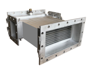 Heat exchanger Weplex by Labbe Process Equipment.
