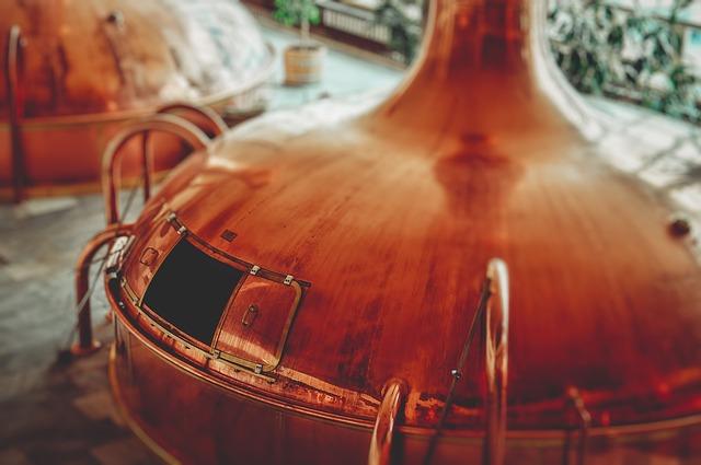 Labbe Process Equipment conçoit et fabrique des équipement pour le secteur de la distillerie