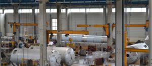 Industrial workshop of 15.000 m² Labbe