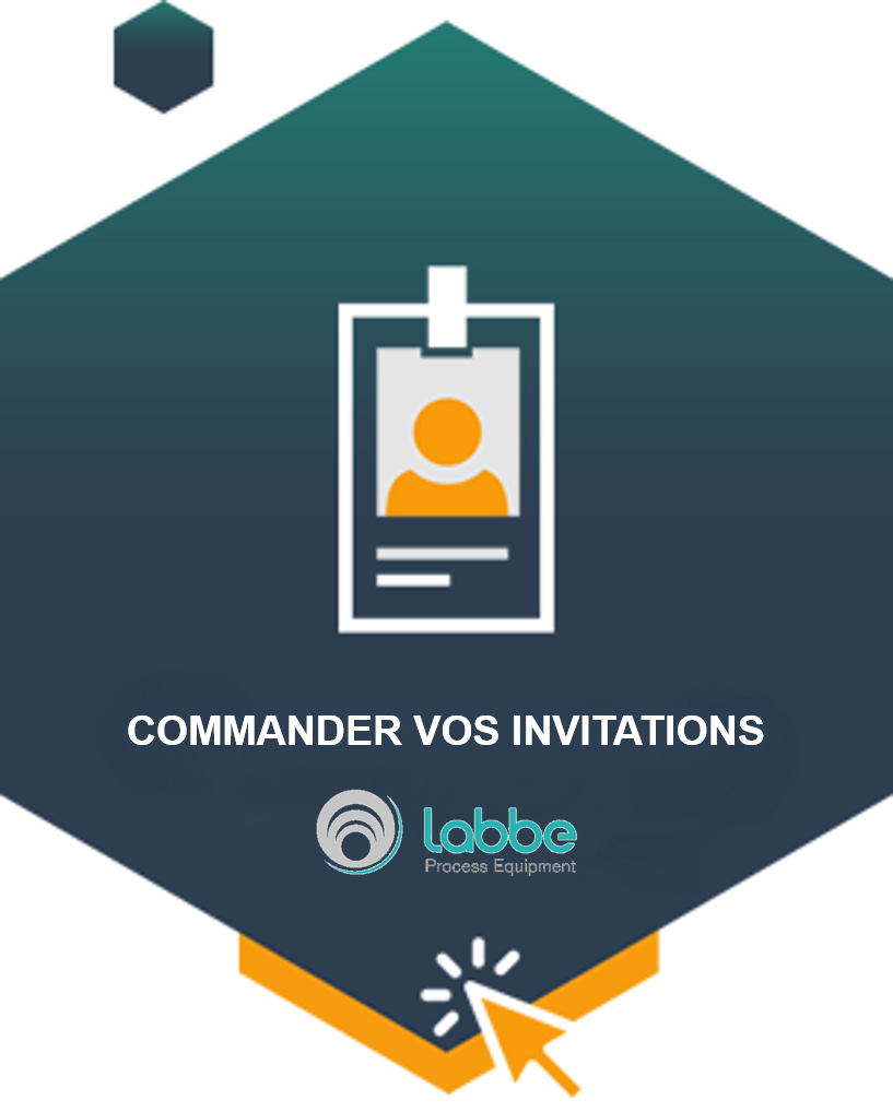 Commander Vos Invitations CFIA LYON 2019