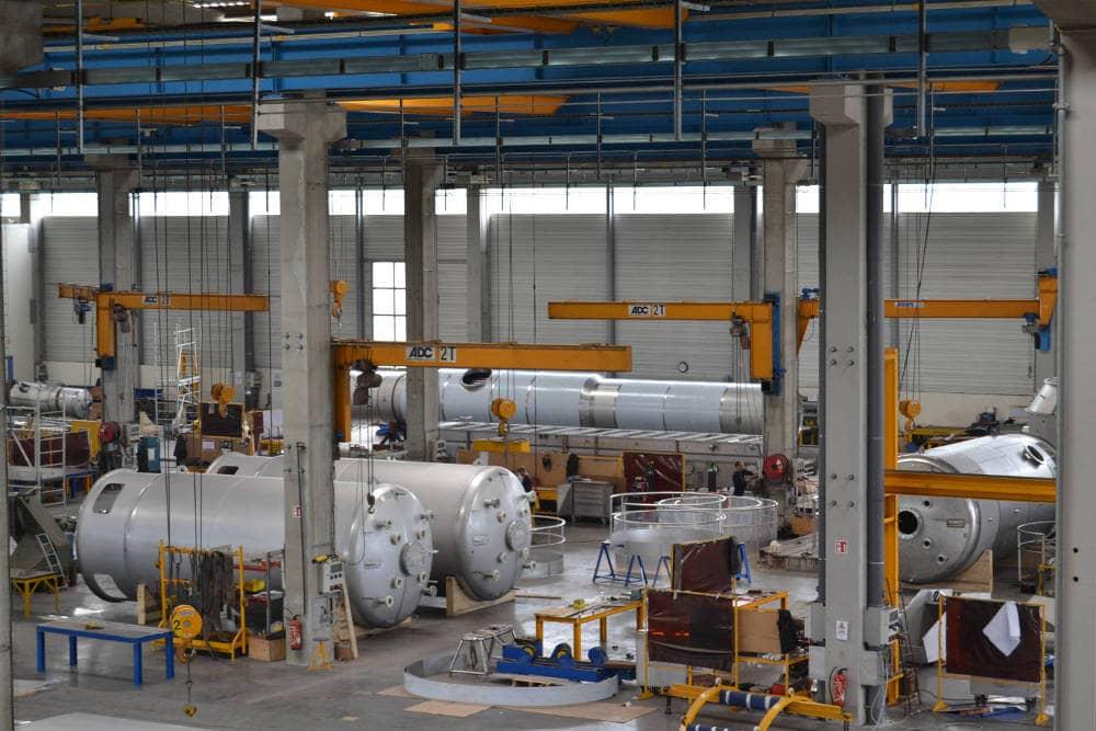 Fabrication Labbe Process Equipment