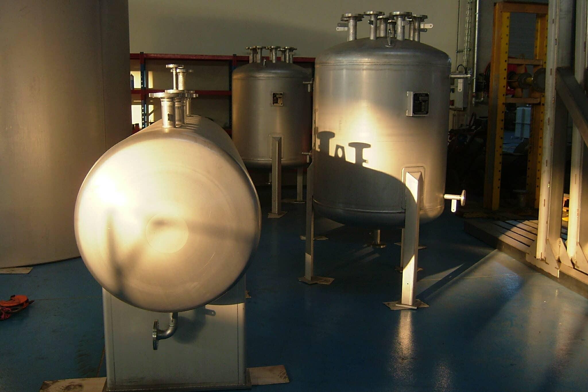 Industrie Alimentaire Sterilisateur Chaudronnerie Labbe 1