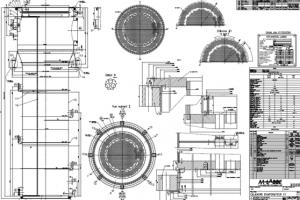 Plan De Construction Chaudronnerie Labbe